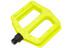 NS Bikes Nylon - Pedales - amarillo